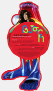 2 x 12inch Vinyl Single - Björk - Earth Intruders - Still sealed, dvd, cd, ltd