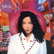LP - Björk - Post - Pink Translucent,Still sealed