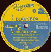 12inch Vinyl Single - Black Box - Blackboxedtotalmix