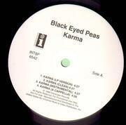 12inch Vinyl Single - Black Eyed Peas - Karma