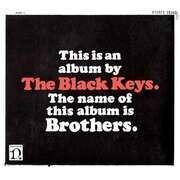 LP - Black Keys - Brothers - incl. CD
