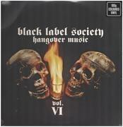 Double LP - Black Label Society - Hangover Music Vol. VI - Gold Vinyl, 180g