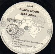 Double LP - Black Moon - War Zone