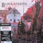 LP - Black Sabbath - Black Sabbath - HQ-Vinyl, =180gr=