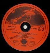 LP - Black Sabbath - Born Again