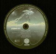 LP - Black Sabbath - Never Say Die!