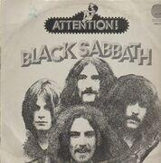 LP - Black Sabbath - Paranoid - Isreal Swirl
