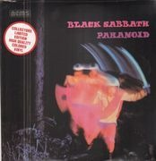 LP - Black Sabbath - Paranoid - still sealed / Ltd Colored Vinyl Edition
