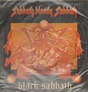 LP - Black Sabbath - Sabbath Bloody Sabbath - Colombian Original