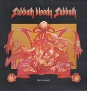 LP - Black Sabbath - Sabbath Bloody Sabbath - Original 1st UK