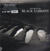 LP-Box - Black Sabbath - The Best Of Black Sabbath - Limited & numbered