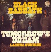 7inch Vinyl Single - Black Sabbath - Tomorrow's Dream - Original German