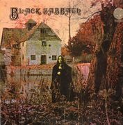 LP - Black Sabbath - Black Sabbath - ALTERNATE VERTIGO SWIRL, GERMAN