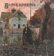 LP - Black Sabbath - Black Sabbath - ORIGINAL GERMAN SWIRL
