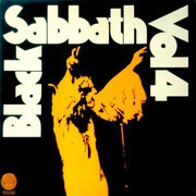 LP - Black Sabbath - Black Sabbath Vol 4 - Gatefold, booklet