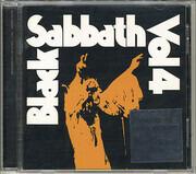CD - Black Sabbath - Black Sabbath Vol 4