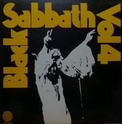LP - Black Sabbath - Black Sabbath Vol 4