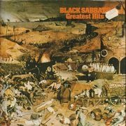 LP - Black Sabbath - Greatest Hits