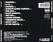 CD - Black Sabbath - Greatest Hits
