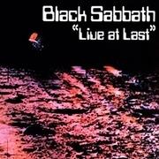 CD - Black Sabbath - Live At Last