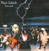 Double LP - Black Sabbath - Live Evil - Gatefold, 180gr