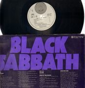 LP - Black Sabbath - Master Of Reality - FRENCH SWIRL
