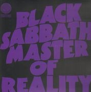 Double LP - Black Sabbath - Master Of Reality