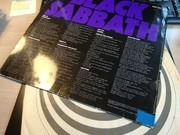 LP - Black Sabbath - Master Of Reality - German Black Swirl