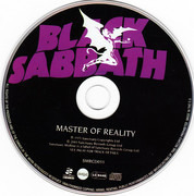 CD - Black Sabbath - Master Of Reality - Still Sealed, Slipcase