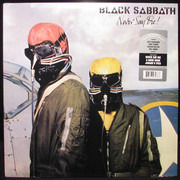 LP - Black Sabbath - Never Say Die!