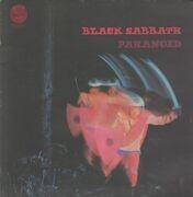 LP - Black Sabbath - Paranoid - 1st UK swirl