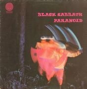 LP - Black Sabbath - Paranoid - Club-Sonderauflage