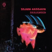 LP - Black Sabbath - Paranoid - HQ-Vinyl LIMITED