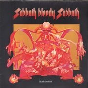 LP - Black Sabbath - Sabbath Bloody Sabbath - Spaceship, PM