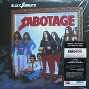 LP - Black Sabbath - Sabotage - Still Sealed / 180 gram