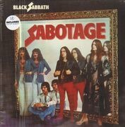 LP & CD - Black Sabbath - Sabotage - still sealed