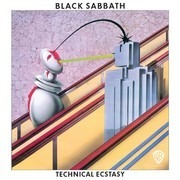 LP - Black Sabbath - Technical Ecstasy - HQ-Vinyl LIMITED