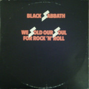 Double LP - Black Sabbath - We Sold Our Soul For Rock 'N' Roll - Booklet