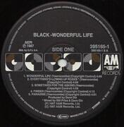 LP - Black - Wonderful Life