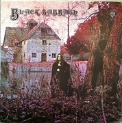 LP - Black Sabbath - Black Sabbath - Burbank Labels