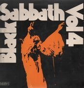 LP - Black Sabbath - Black Sabbath Vol. 4