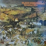 LP - Black Sabbath - Greatest Hits