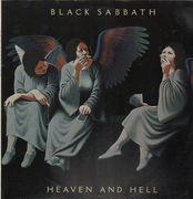 LP - Black Sabbath - Heaven And Hell