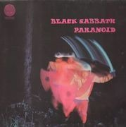 LP - Black Sabbath - Paranoid - UFO