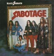 LP - Black Sabbath - Sabotage - IRISH PRESS
