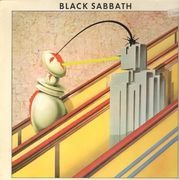 LP - Black Sabbath - Technical Ecstasy