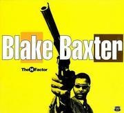 CD - Blake Baxter - The H-Factor - Digipack