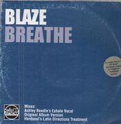 12inch Vinyl Single - Blaze - Breathe