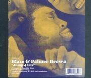 12'' - Blaze & Palmer Brown - Jump 4 Luv