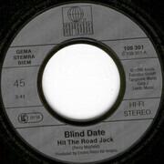 7inch Vinyl Single - Blind Date - Hit The Road Jack